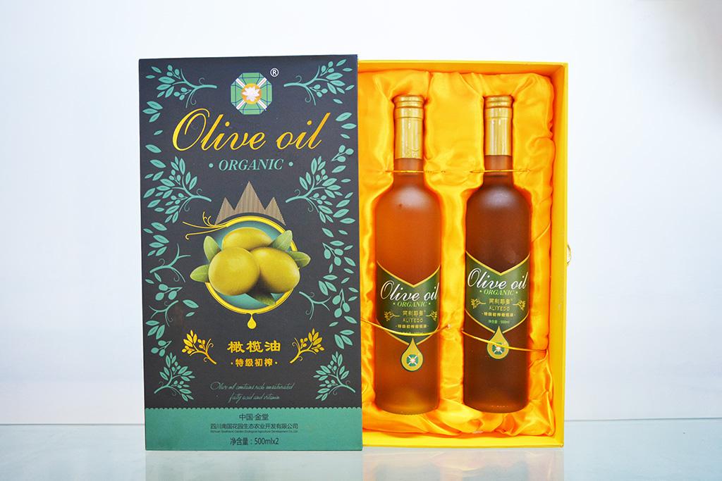 南国花园-特级初榨橄榄油(精包装)2瓶